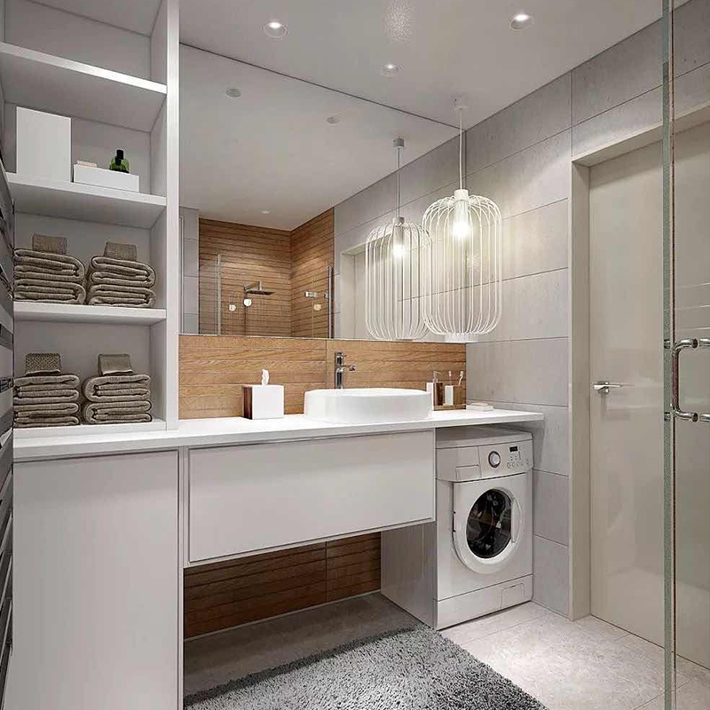 本地浴室柜定制